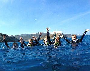 fundives-nightdives-colombia-Poseidon Dive Center PADI