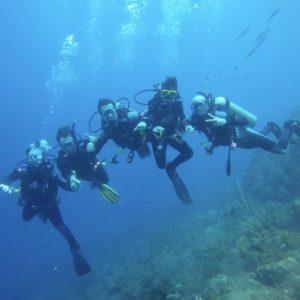 luxury Poseidon Dive Center PADI