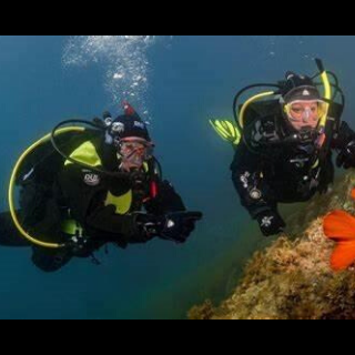 padi dry suit specialty Poseidon Dive Center PADI