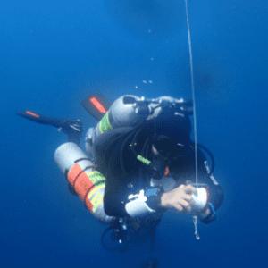 private expierience Poseidon Dive Center PADI