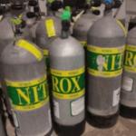 tanques de buceo nitrox poseidon dive center padi