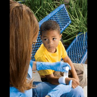 first aid for children poseidon dive center padi
