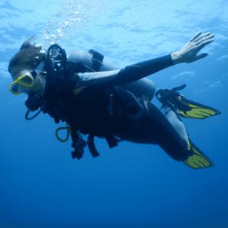padi open water diver poseidon dive center padi