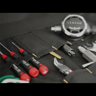 tools for regulator mainteance poseidon dive center padi