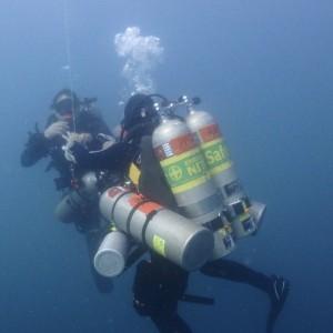 tec diving poseidon dive center padi