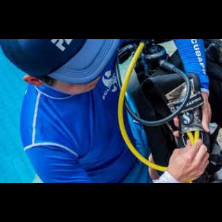 scuba diving equipment poseidon dive center padi