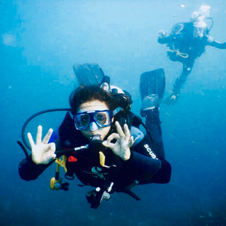 diving in tayrona park poseidon dive center padi