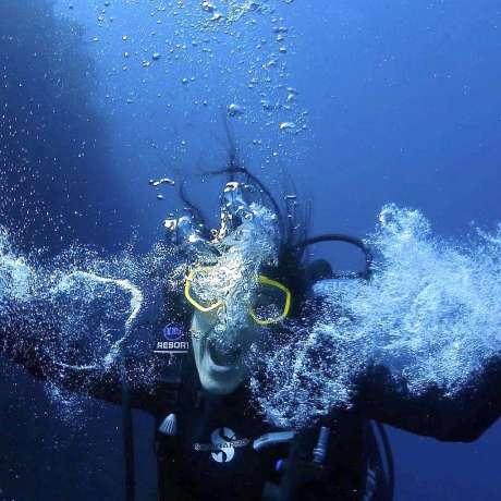Tauchen tayrona park Colombia Poseidon Dive Center PADI